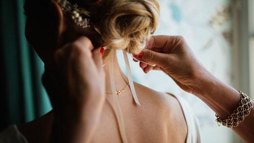 Tocados para bodas de novias